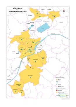 Netz Netzgebiete - Stadtwerke Rendsburg