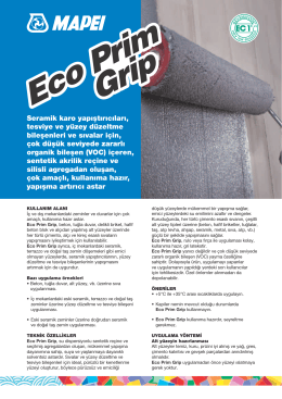 Eco Prim Grip Eco Prim Grip