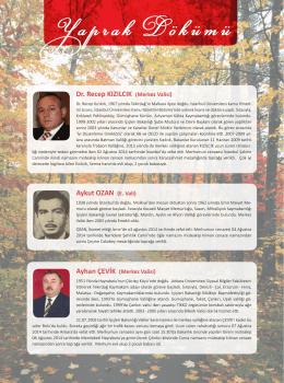 Yaprak Dökümü - Türk İdareciler Derneği