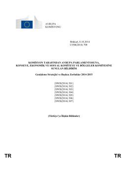 Türkçe - Avrupa Birliği Bakanlığı