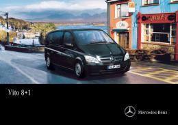 Vito 8+1 - Mercedes-Benz