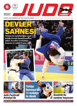 haber - Türkiye Judo Federasyonu
