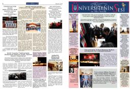 Nisan 2014 - Muğla Üniversitesi