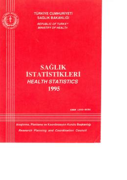 1995 - Türkiye Kamu Hastaneleri Kurumu
