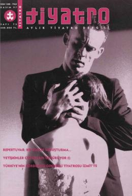 eleştiri - Tiyatro Dergisi
