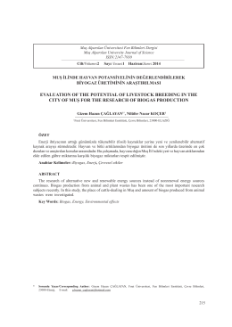 Tam Metin/Full Text - Muş Alparslan Üniversitesi