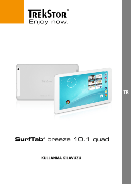 SurfTab® breeze 10.1 quad