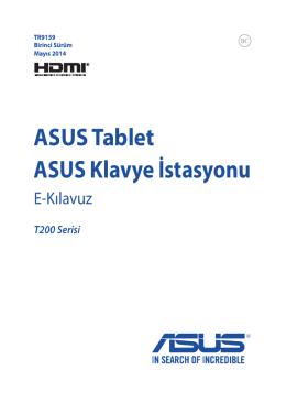 ASUS Tablet ASUS Klavye İstasyonu