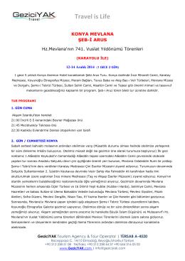 Şeb-i Arus (pdf)