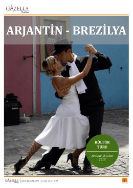 ARJANTİN - BREZİLYA