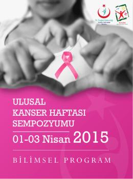 2015 - Türkiye Halk Sağlığı Kurumu