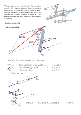 120 N R FCD (//x) Ex Ey 60 60 D C C B Bx By A P