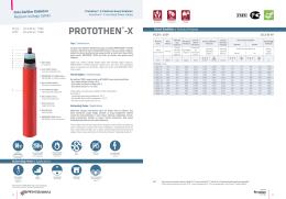 PROTOTHEN®-X