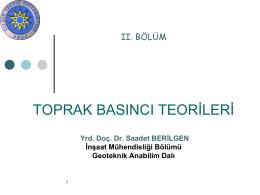H - yarbis - Yıldız Teknik Üniversitesi