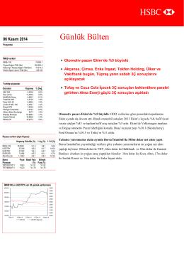 06-11-14 - HSBC Portföy Yönetimi