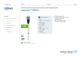 Liquicap T FMI21 (PDF 2,31 MB) - E-direct