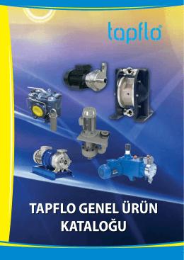 Tapflo Genel Ürün Katalogu