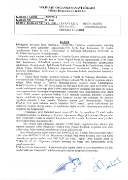 yoNnriM 2- - Velimeşe Organize Sanayi Bölgesi | Velimeşe OSB