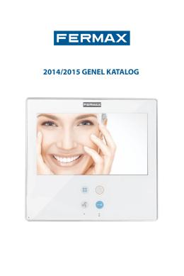 2014/2015 GENEL KATALOG