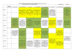 2014-2015 g - Çevre Mühendisliği