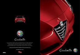 E-broşür - Alfa Romeo