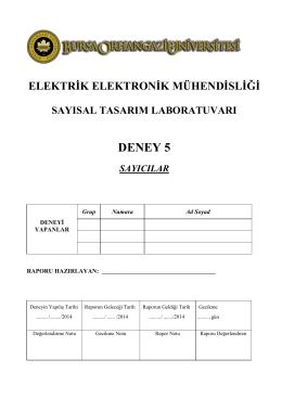 DENEY 5