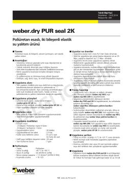 weber.dry PUR seal 2K.fh11
