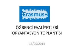buradan - Erasmus - Ankara Üniversitesi