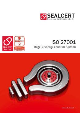 ISO 27001 - SEALCERT