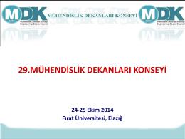 Prof. Dr. Tuncay DÖĞEROĞLU (MDK Genel Sekreteri)