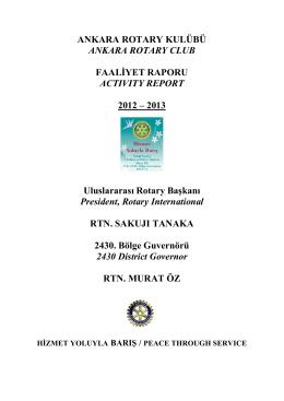 İndir (PDF, 1.08MB) - Ankara Rotary Kulübü
