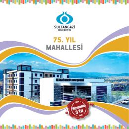 75. yıl mahallesi - Sultangazi Belediyesi