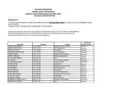 maltepe üniversitesi yabancı diller yüksekokulu ingilizce lisans