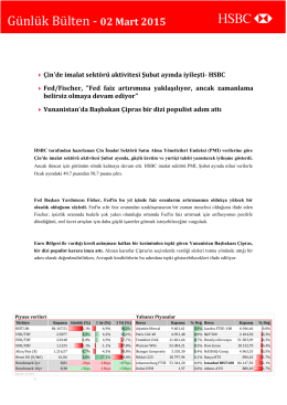 HSBC Yatırım