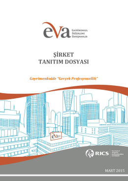 Türkçe - Eva Gayrimenkul Değerleme