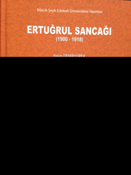 ertuğrul sancağı (1900 – 1918)