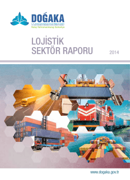 Lojistik Sektör Raporu 2014