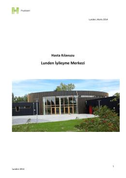 Lunden, Brøndby - Region Hovedstadens Psykiatri