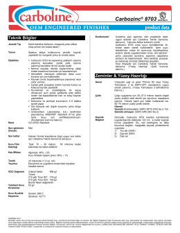 Carbozinc 8703 PDS (tr)