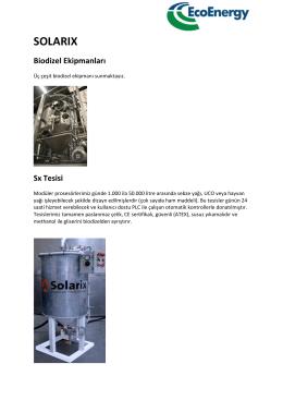 EcoEnergy Solarix