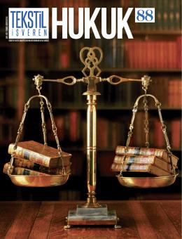 hukuk pdf ındır - tekstilisveren.org