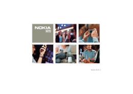 Nokia N70 cihazınız - File Delivery Service