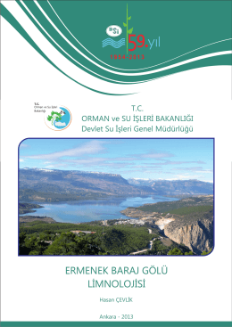 İndir - Devlet Su İşleri Genel Müdürlüğü