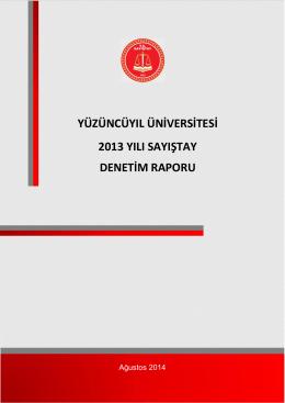 Yüzüncüyıl Üniversitesi