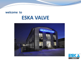 Eska Brochure