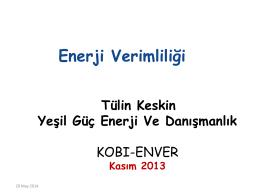 kosgeb- e - KOBİENVER