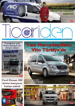 haber - ticariden,ticari araç,kampanya,lansman