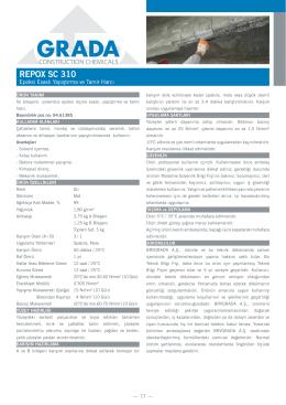 REPOX SC 310
