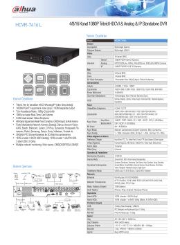 HCVR-7416 L $