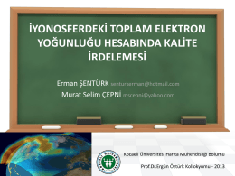 TEİ - Kocaeli Üniversitesi